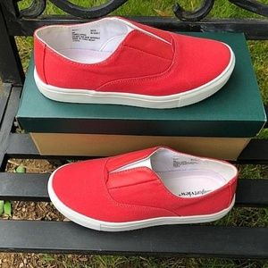 Comfortview Shoes - Comfortview Maisy(Coral) Slip On Sneaker SZ 8W NEW